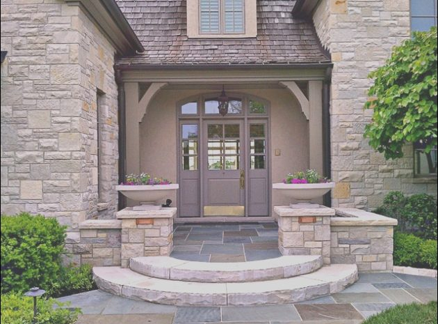 15 Simple Front Entrance Stairs Ideas Images
