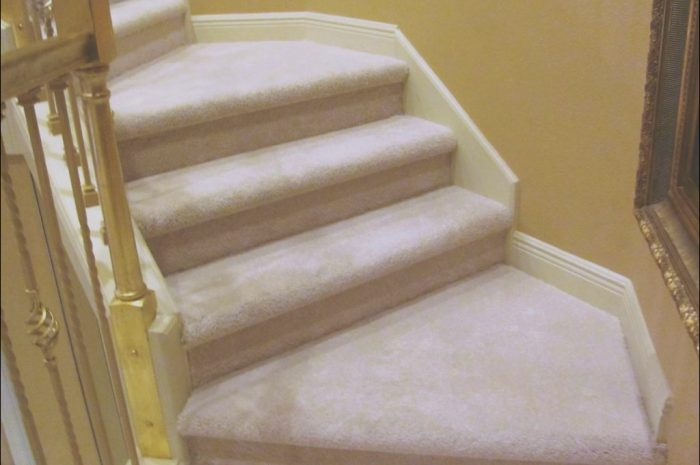 10 Adorable Garage Stairs Carpet Images