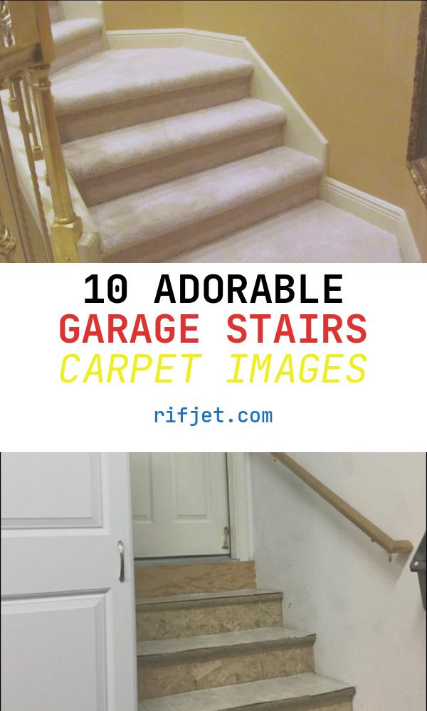 Garage Stairs Carpet Beautiful the Birth Of Carpet Treads for Stairs Home & Garden Jessie
