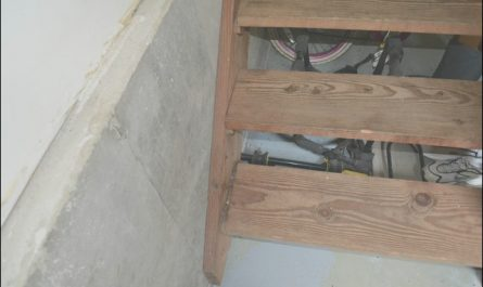 Garage Stairs Repair Elegant How Do I Fix the Stairs to the Garage where the Treads