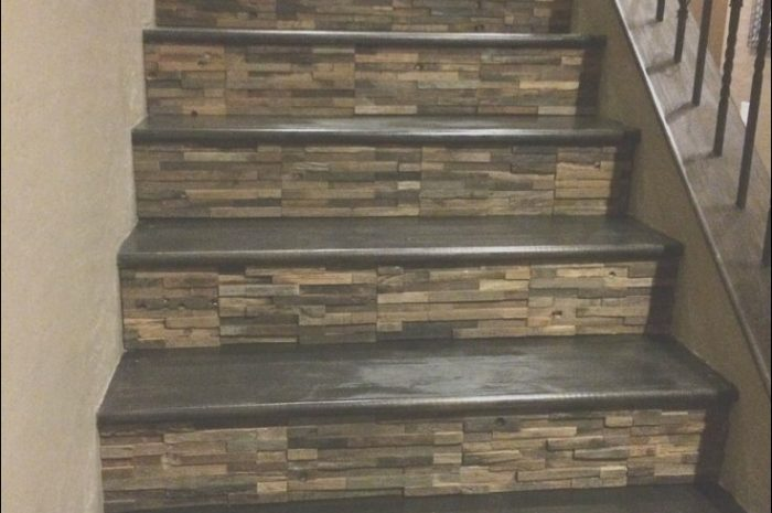 9 Fantastic Hardwood Stairs Ideas Collection