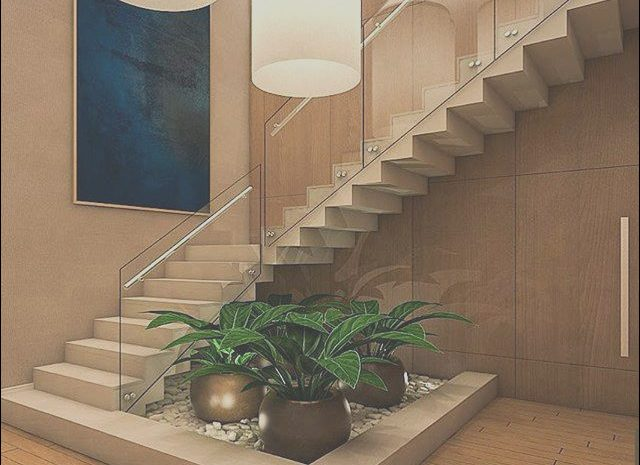 12 Adorable Home Stairs Design In India Images