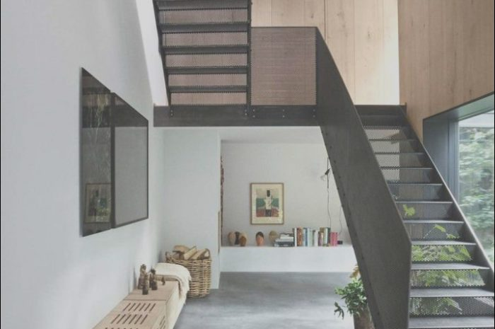 9 Prestigious House Stairs Contemporary Images