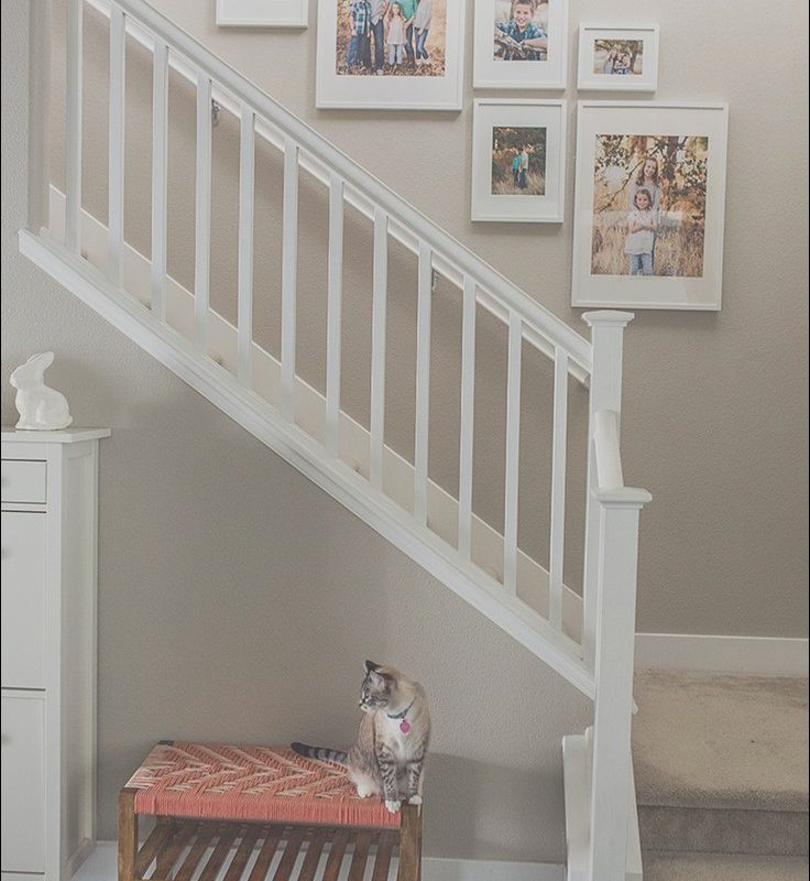 Ideas for Wall Decor Going Up Stairs Fresh 15 Various Accent Wall Ideas Gallery for Your Sweet Home