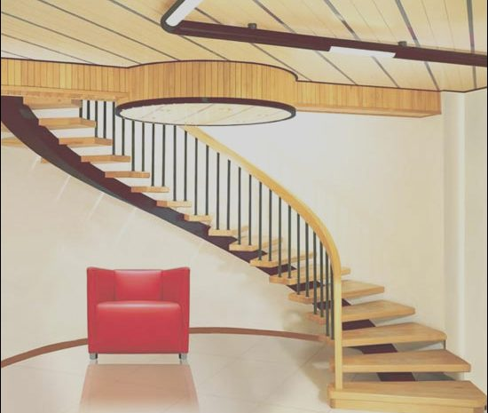 9 Luxurious Indoor Stairs Design Photos