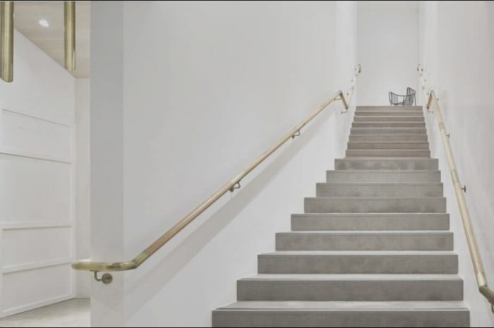 14 Simple Interior Stairs Handrail Height Stock