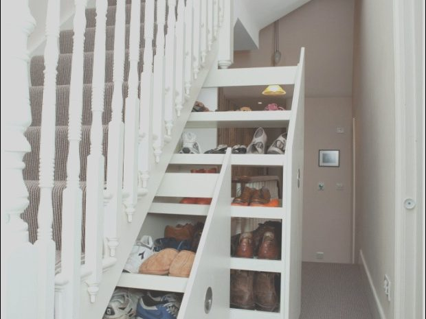 13 Amusing Interior Stairs with Storage Stock