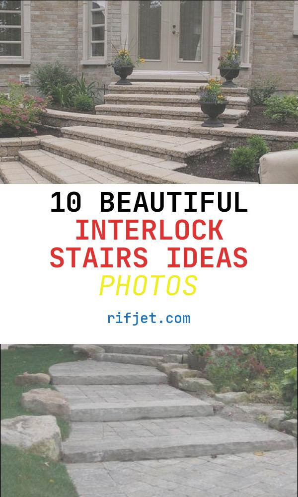 Interlock Stairs Ideas Inspirational Interlocking Stairs & Patio by Lock Re Lock