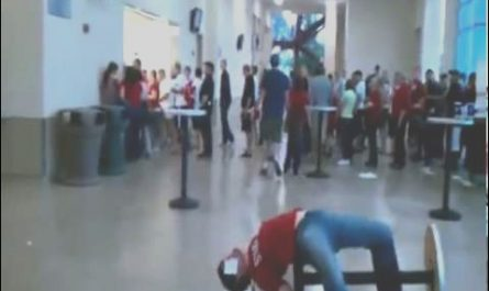 Kid Jumps Off Stairs Into Table Best Of Kid S Paralyzed while Trying to Jump On A Table