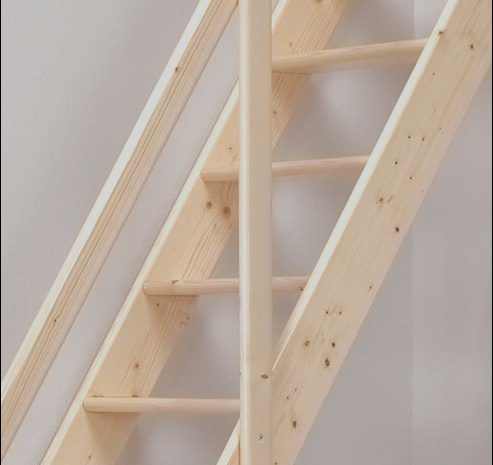 10 Adorable Loft Stairs Wooden Photos