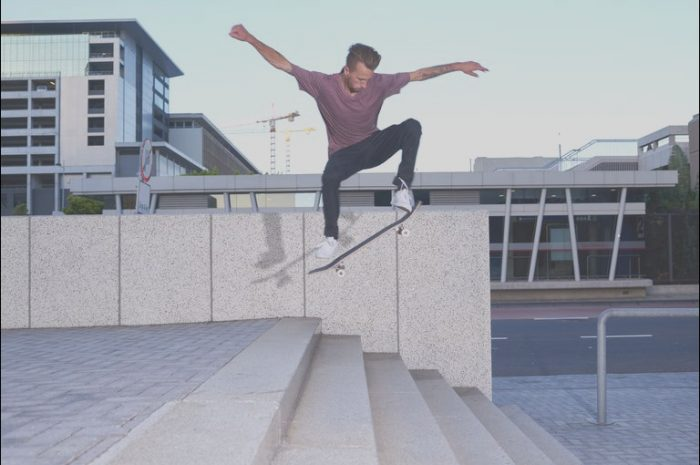 14 Satisfying Man Jumps Off Stairs Onto Table Images