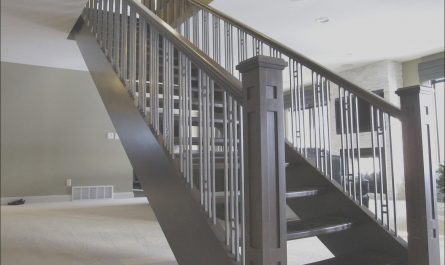 Metal Stairs Ideas Lovely Privacy Window Treatment Modern Metal Stair Railings
