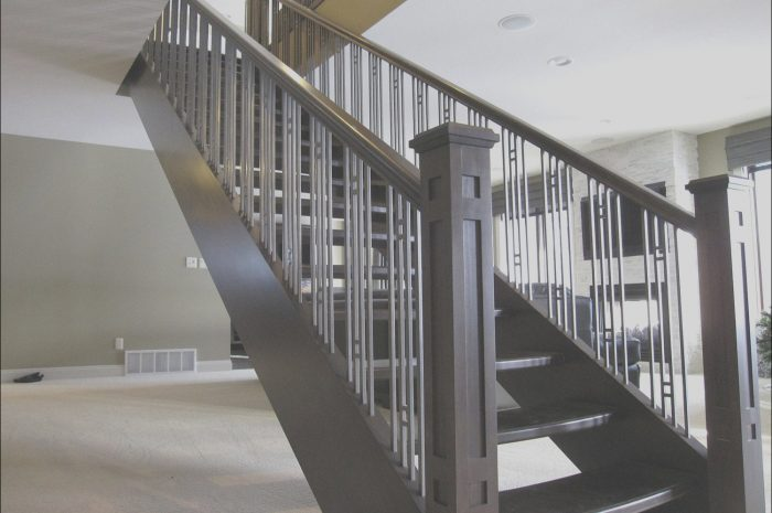 15 Pleasant Metal Stairs Ideas Photos