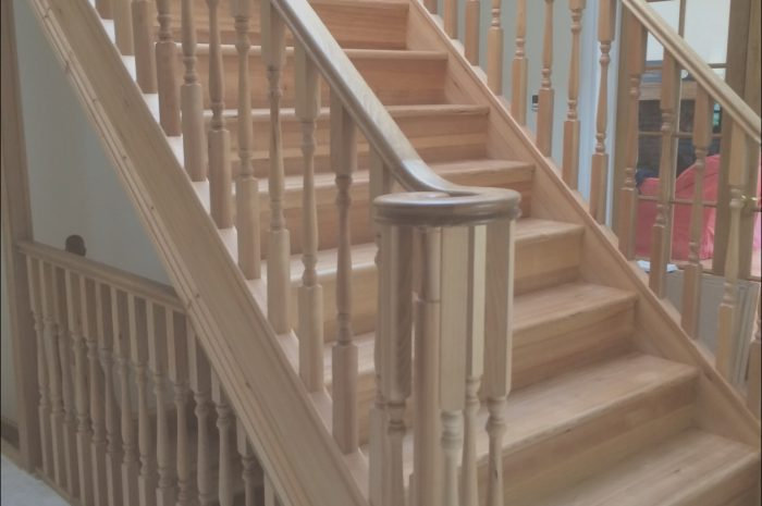 13 Acceptable Modern Oak Stairs Photos