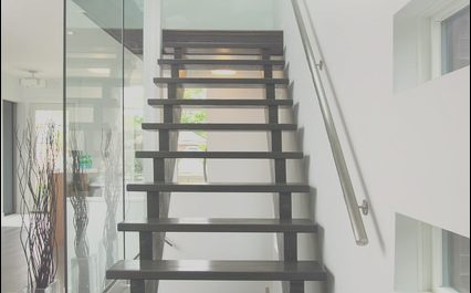 Modern Open Stairs New Modern Open Stairs