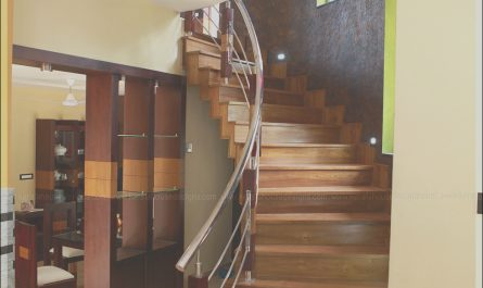 Modern Staircase In Kerala Luxury Kerala Interior Design with Photos