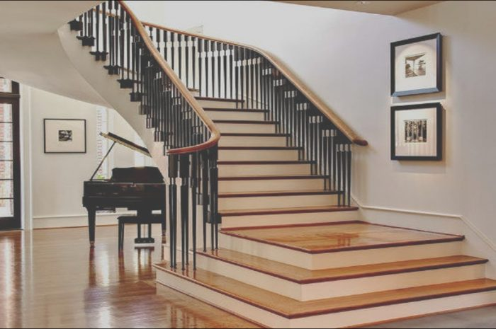 13 Lively Modern Stairs Inside House Images