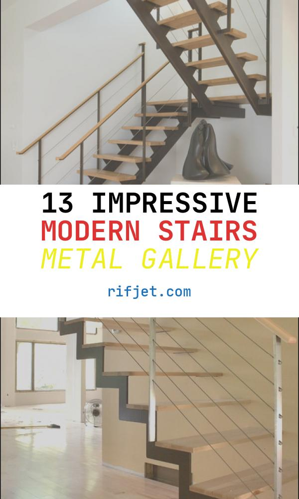 Modern Stairs Metal Inspirational Lot 74 Contemporary Staircase Richmond by Metal Inc