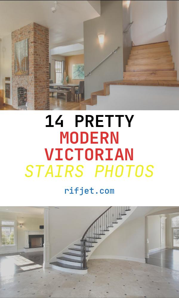 14 Pretty Modern Victorian Stairs Photos