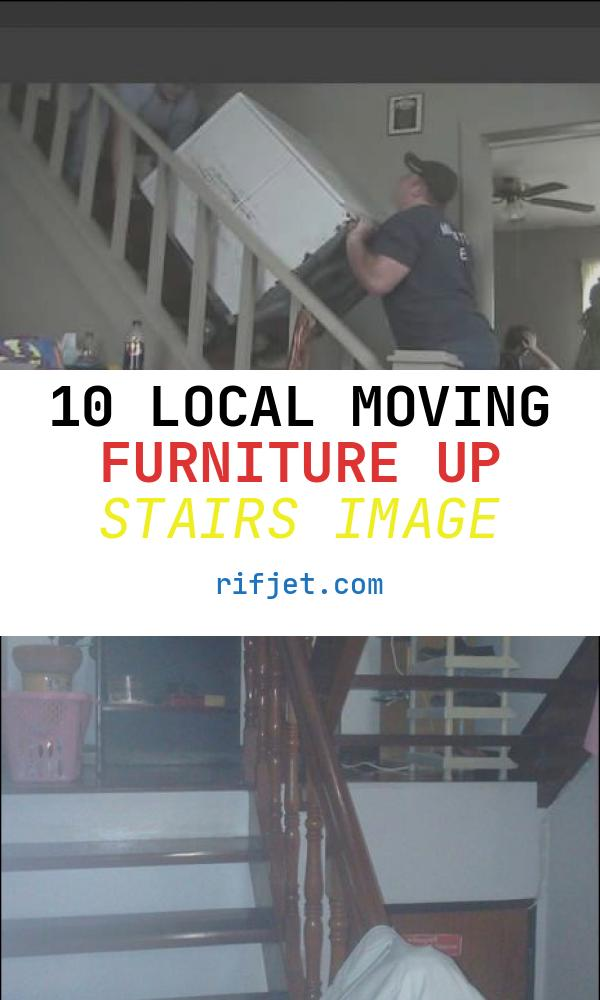 10 Local Moving Furniture Up Stairs Image