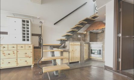 Open Kitchen Design Under Stairs Beautiful 23 Types Of Space Saving Stairs and Staircase Ideas