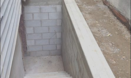 Outside Basement Stairs Ideas Awesome Basement Stairs Outside Page 2 Masonry Contractor Talk