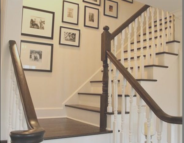 13 Awesome Painting and Decorating Stairs Photos
