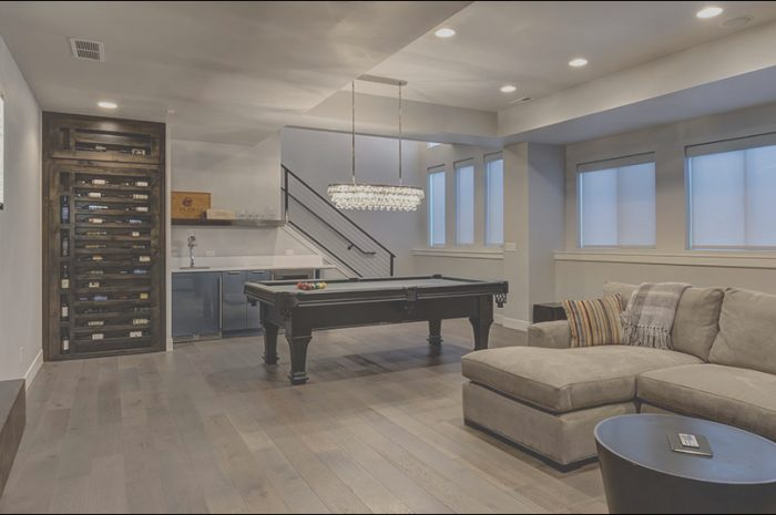 10 Lovely Pool Table Down Basement Stairs Image