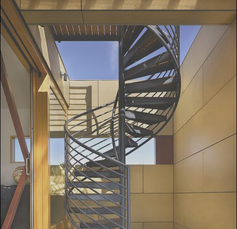 14 Remarkable Roof Stairs Design Collection