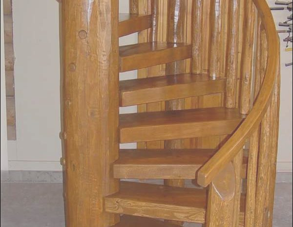 11 Excellent Rustic Furniture Stairs Photos