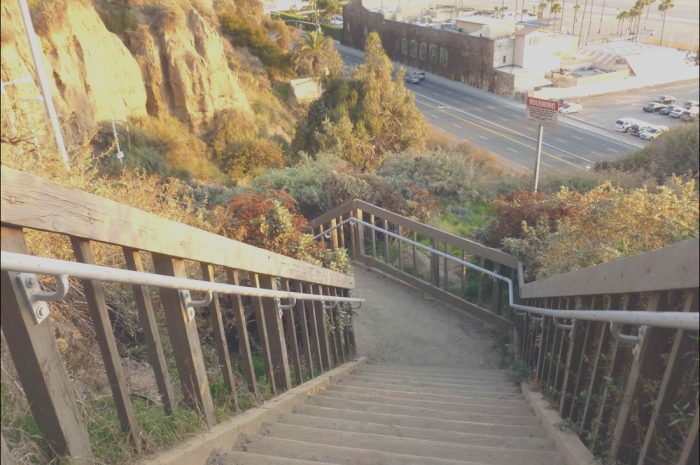 13 Cool Santa Monica Stairs Parking Collection