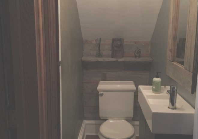 13 Pleasant Small toilet Under Stairs Ideas Photography