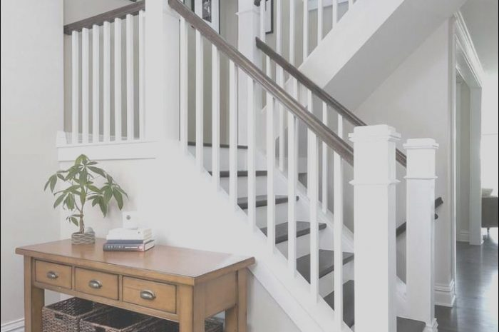 12 Flawless Stairs Banister Colour Ideas Photos