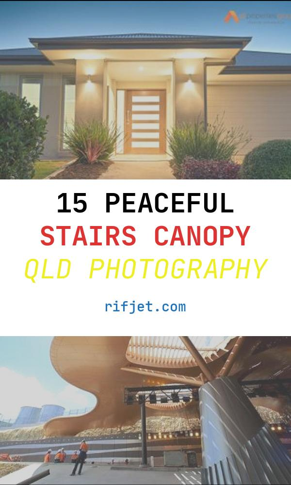 15 Peaceful Stairs Canopy Qld Photography