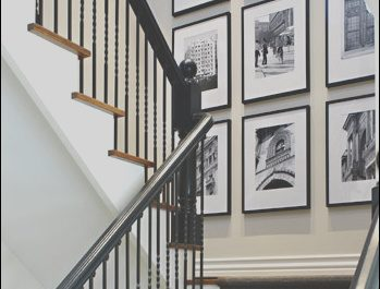 Stairs Decorating Ideas New Cozy Eclectic How to Decorate A Staircase Wall
