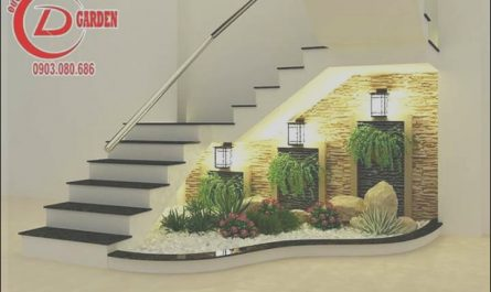 Stairs Decoration with Plants Unique Decoration In Hotal My Fever In 2019