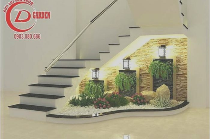 12 Premium Stairs Decoration with Plants Collection