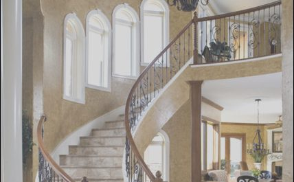 Stairs Design for Villa Beautiful Tuscan Villa Mediterranean Staircase Indianapolis