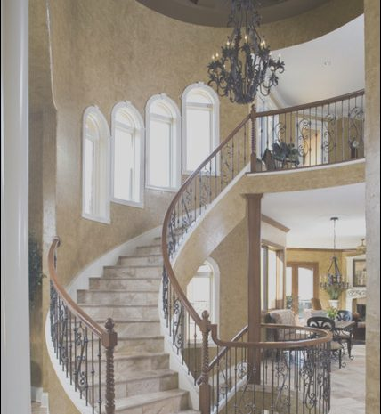 15 Conventional Stairs Design for Villa Collection