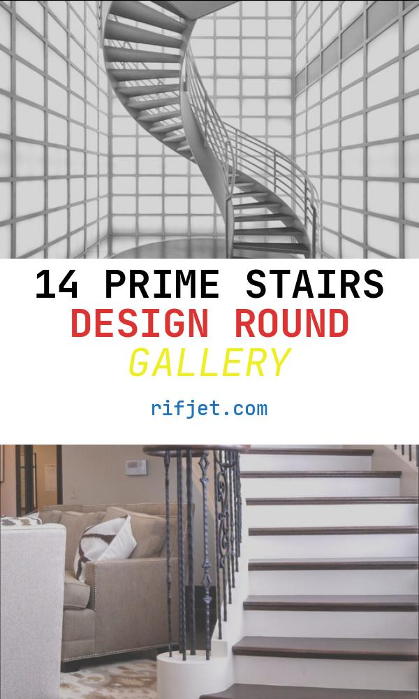 14 Prime Stairs Design Round Gallery