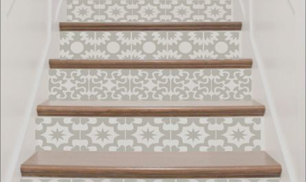 Stairs Design Stickers Inspirational Vinyl Stair Tile Decals Hacienda Spanish Style Staircase