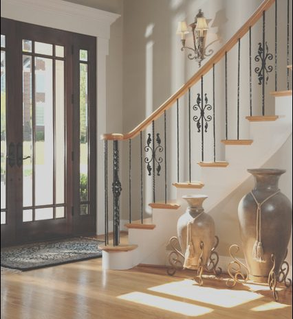 10 Amazing Stairs Entry Decor Images