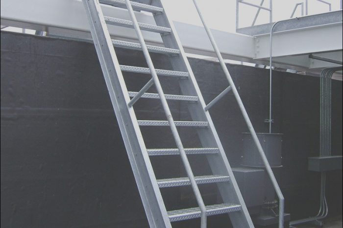 12 Outstanding Stairs for Metal Roof Photos
