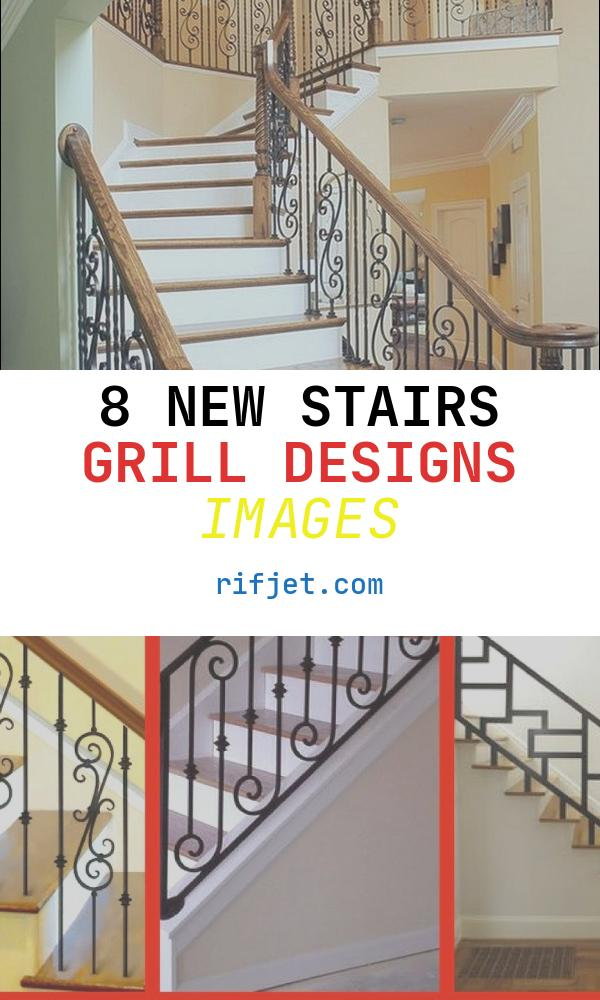 Stairs Grill Designs New 40 Amazing Grill Designs for Stairs Balcony and Windows