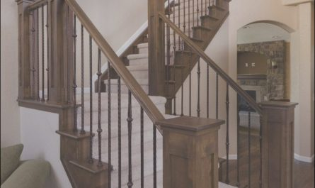 Stairs Handrail Ideas New Home Decorating Ideas Wooden Handrailing Idea In 2019