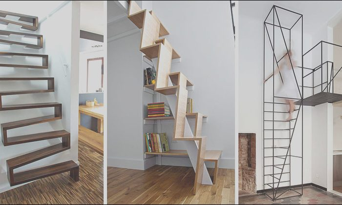 9 Cheerful Stairs Ideas for Small Spaces Image