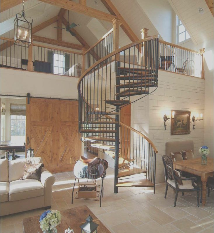 Stairs Ideas House Beautiful 40 Breathtaking Spiral Staircases to Dream About Having In