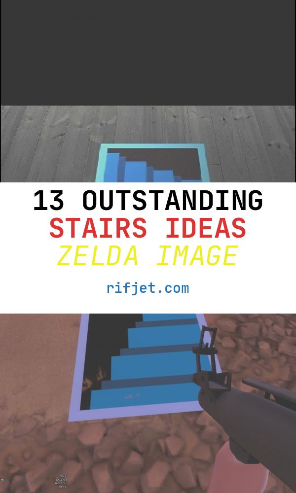 13 Outstanding Stairs Ideas Zelda Image