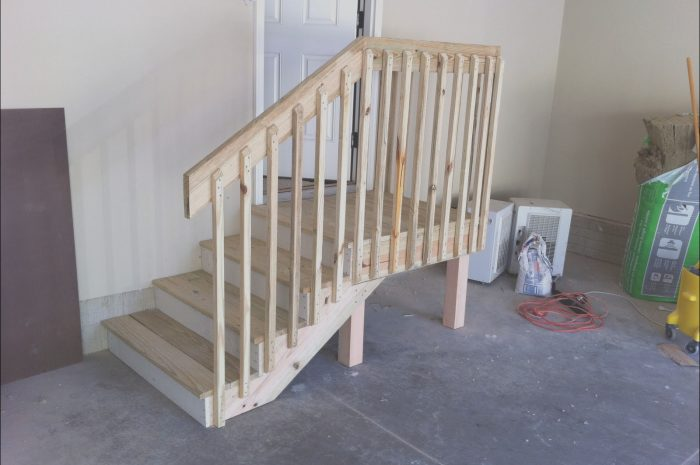 8 Gorgeous Stairs In Garage Code Photos