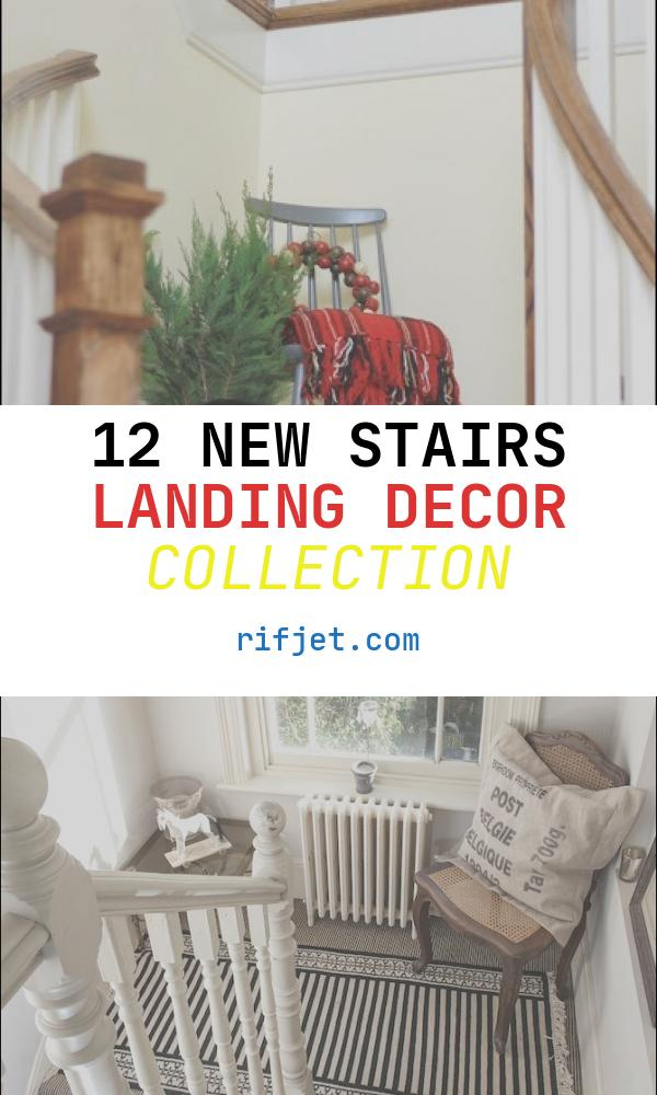 Stairs Landing Decor Beautiful 17 Best Images About Stairs and Landing On Pinterest
